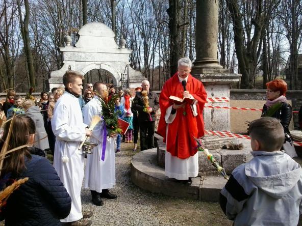 Zdj�cia z katalogu: Niedziela Palmowa 29.03.2015r.